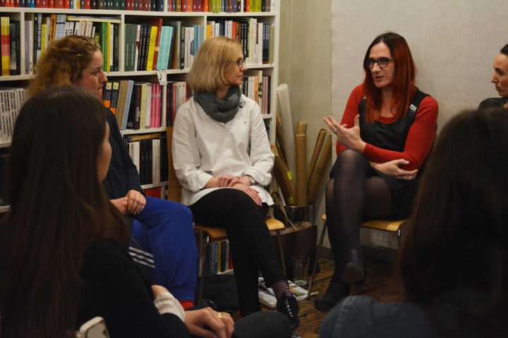 WOMEN WRITERS DEBATE